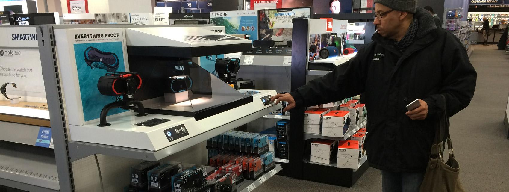 Dreamoc HD3 altec lansing at best buy
