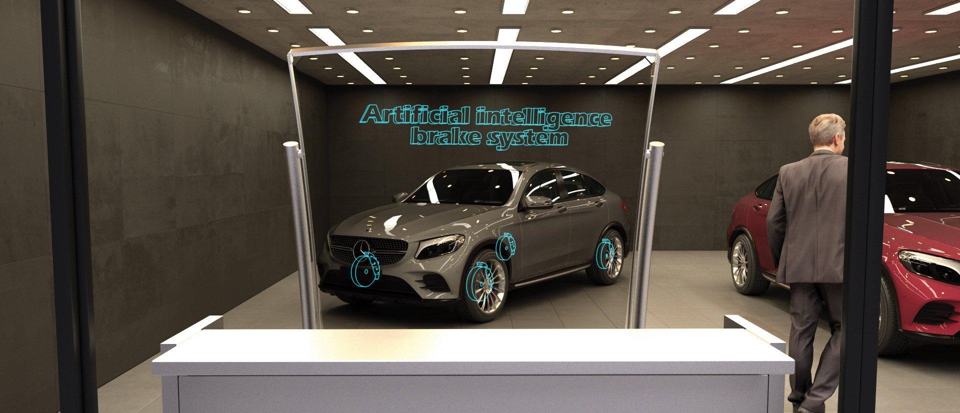 DeepFrame One car dealer