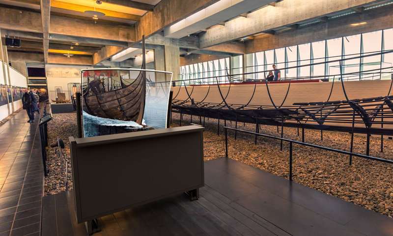 DeepFrame One Viking Museum