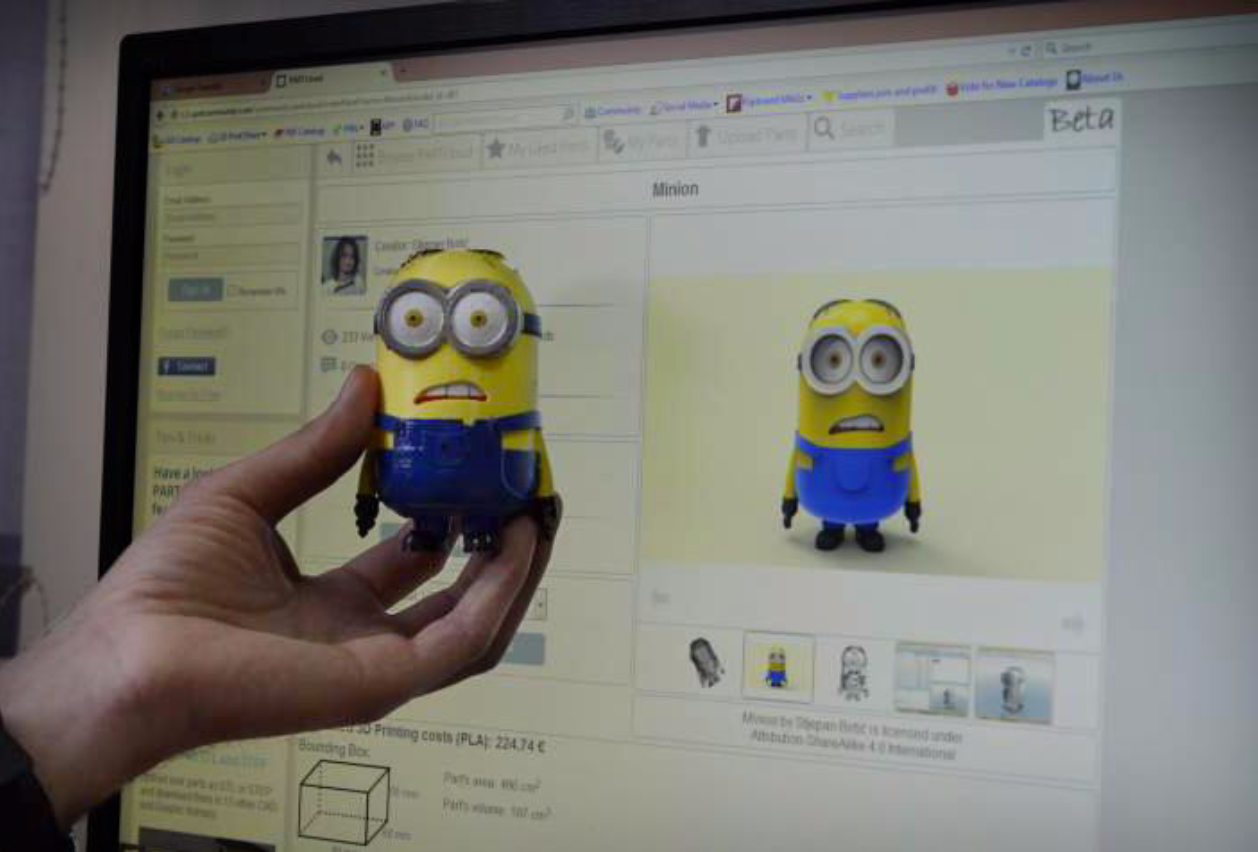 Real time Interactive 3d modelling