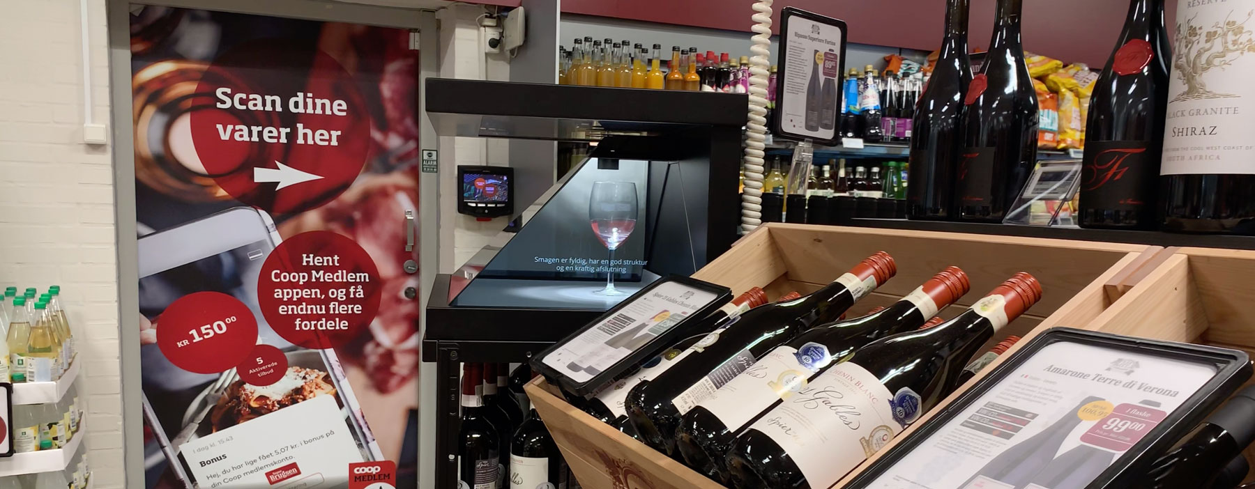 Superbrugsen-vin